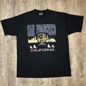 Vintage San Francisco Bay T-shirt